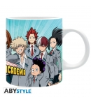 Mug My Hero Academia Class 320 ml