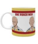 Taza One Punch Man Saitama 320 ml