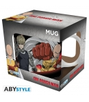 Taza One Punch Man Saitama y Genos 320 ml