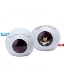 Taza Dragon Ball Z 3d Capsula y Vegeta 500 ml