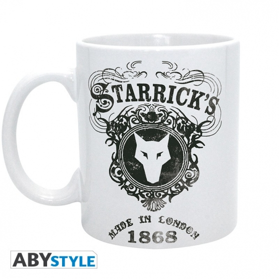 Taza Assassin's Creed Syndicate Starrick's 320 ml