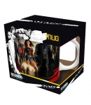 Taza Dc Justice League Team 320 ml