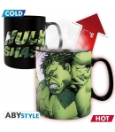 Taza Marvel Hulk Smash, Sensitiva al Calor 460 ml