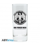 Vaso de Tubo One Punch Man Hero Association