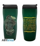 Taza Viaje Harry Potter Slytherin 355 ml