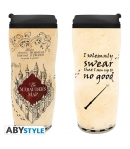Travel Mug Harry Potter Marauder's Map 355 ml