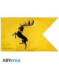 Bandera Juego de Tronos Baratheon