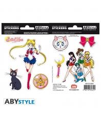 Pegatinas Reutilizables Sailor Moon