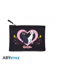 Cosmetic Case Sailor Moon Luna & Artemis