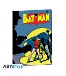 Cuadro Dc Batman Vintage