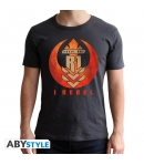 Camiseta Star Wars I Rebel Hombre