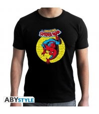 T-shirt Marvel Spider-Man Vintage Man