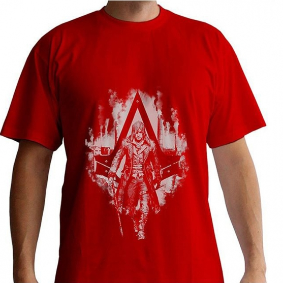 Camiseta Assassin's Creed Syndicate Hombre