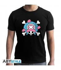 T-shirt One Piece Skull Chopper Man