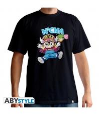 T-shirt Dr. Slump Arale N'Cha Man
