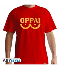 T-shirt One Punch Man Oppai Man