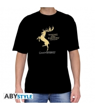 T-shirt Game of Thrones Baratheon Man