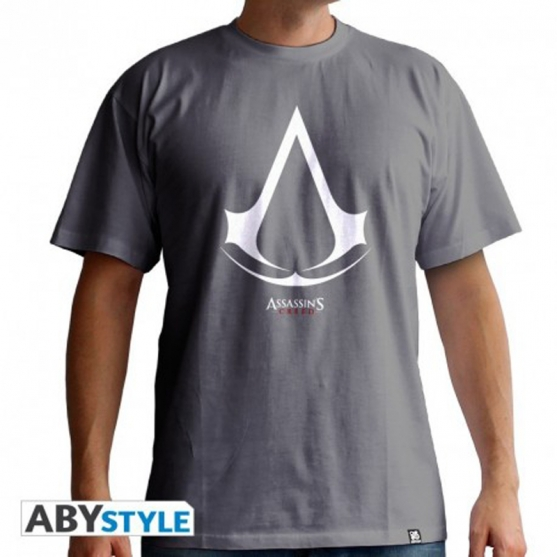 Camiseta Assassin's Creed Logo Hombre
