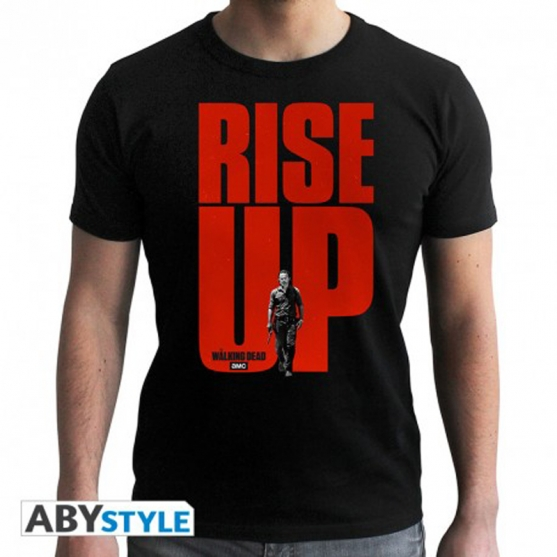 Camiseta The Walking Dead Rise Up Hombre