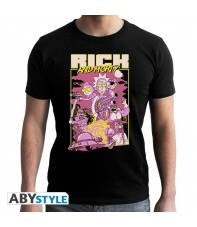 T-shirt Rick and Morty Movie Man