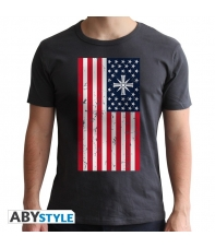 T-shirt Far Cry 5 Flag Man