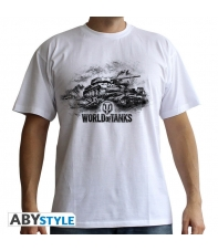 T-shirt World of Tanks Man