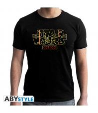 T-shirt Star Wars 027500 Man