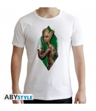 T-shirt Marvel Teen Groot Man