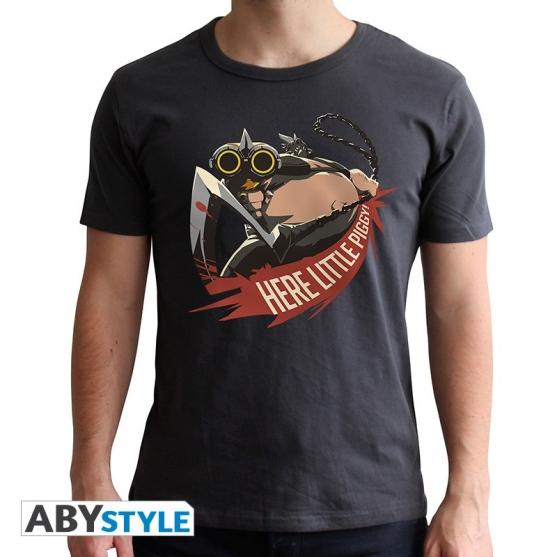 Camiseta Overwatch Roadhog Hombre