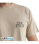Camiseta One Piece Wanted Luffy Hombre