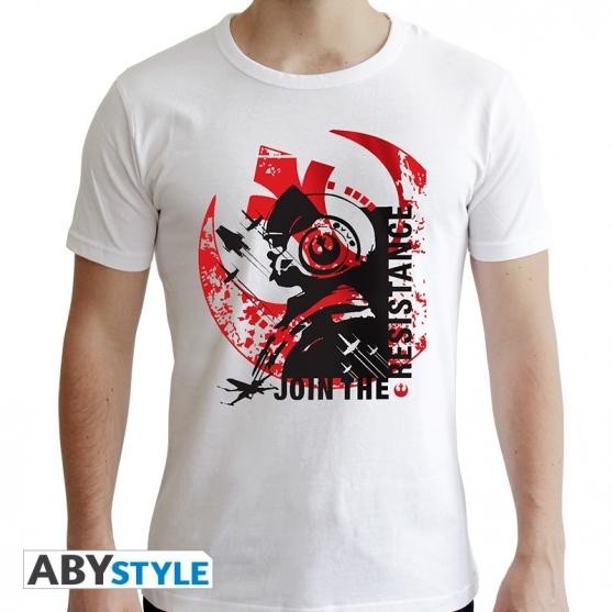 Camiseta Star Wars Piloto X-wing Hombre