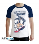 T-shirt Sonic The Hedgegog Man
