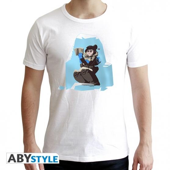Camiseta Overwatch Mei Hombre