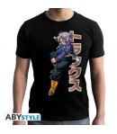 Camiseta Dragon Ball Z Trunks Hombre