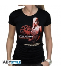 T-shirt Game of Thrones Mother of Dragons Woman