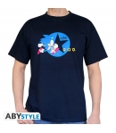 T-shirt Sonic Running Man
