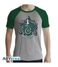 Camiseta Harry Potter Slytherin Hombre