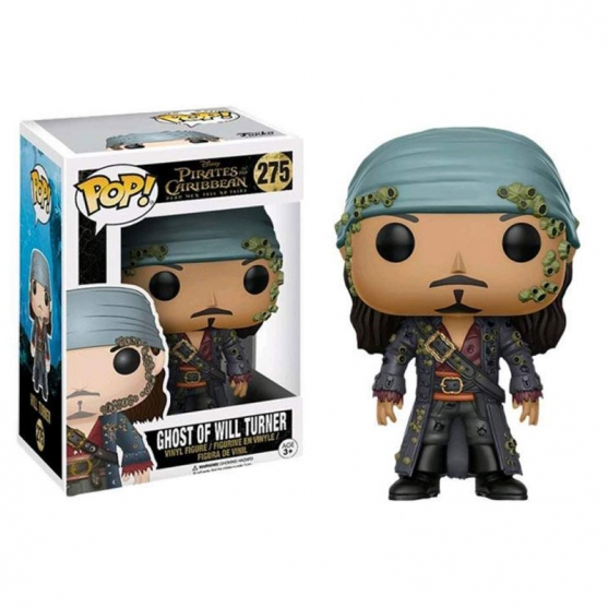 Pop! Ghost of Will Turner 275 Pirates of the Caribbean