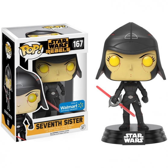 Pop! Seventh Sister 167 Star Wars Rebels