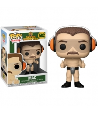 Pop! Movies Mac 582 Super Troopers