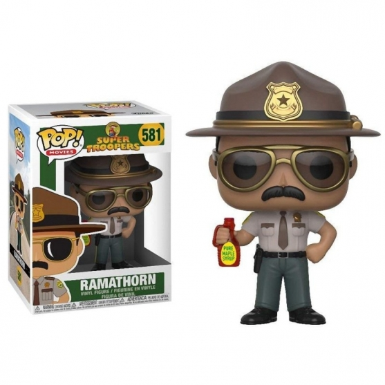 Pop! Movies Ramathorn 581 Super Troopers
