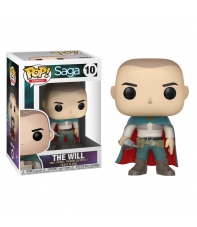Pop! Comics The Will 10 Saga