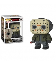 Pop! 8-bit Jason Voorhees 23 Friday the 13th