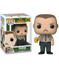 Pop! Movies Farva 583 Super Troopers