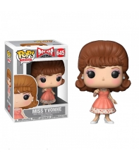Pop! Television Miss Yvonne 645 Pee-Wee Herman