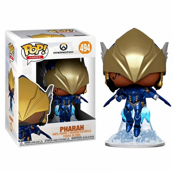 Pop! Games Pharah 494 Overwatch