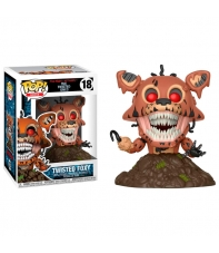 Pop! Books Twisted Foxy 18 Five Nights at Freddy's The Twisted Ones