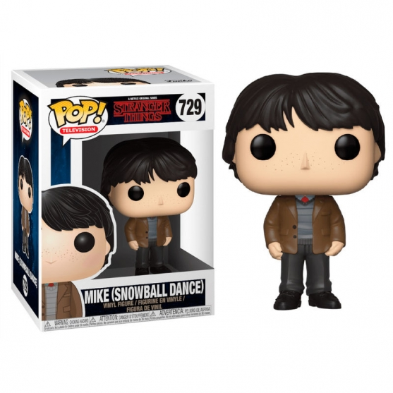 Pop! Television Mike (Snowball Dance) 729 Stranger Things