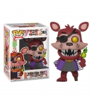 Pop! Games Rockstar Foxy 363 Five Nights at Freddy's Pizzeria Simulator