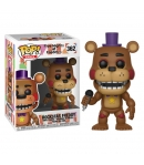 Pop! Games Rockstar Freddy 362 Five Nights at Freddy's Pizzeria Simulator